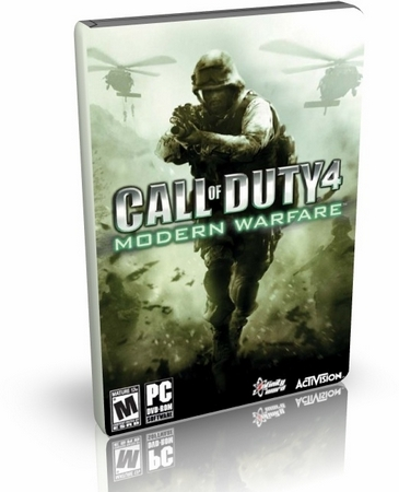 Патч до версии 1.2 для Call of Duty 4 Modern Warfare / pat